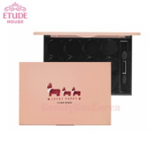 ETUDE HOUSE My Beauty Tool Shadow Case 12 holes [Lucky Puppy Collection] (Online Excl.)
